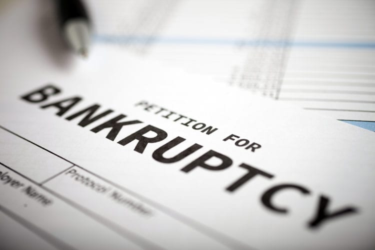 Chapter 13 Bankruptcy Form