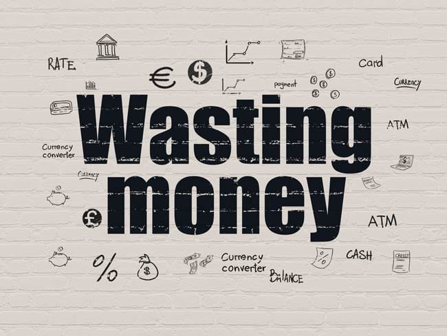 Stop Waste Money