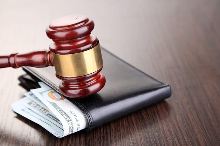 Court Ordered Wage Garnishment