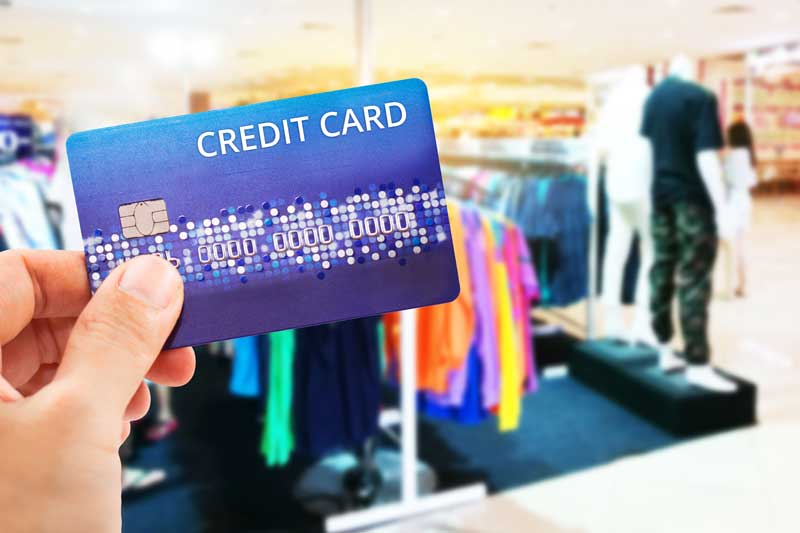 Department Store Credit Card