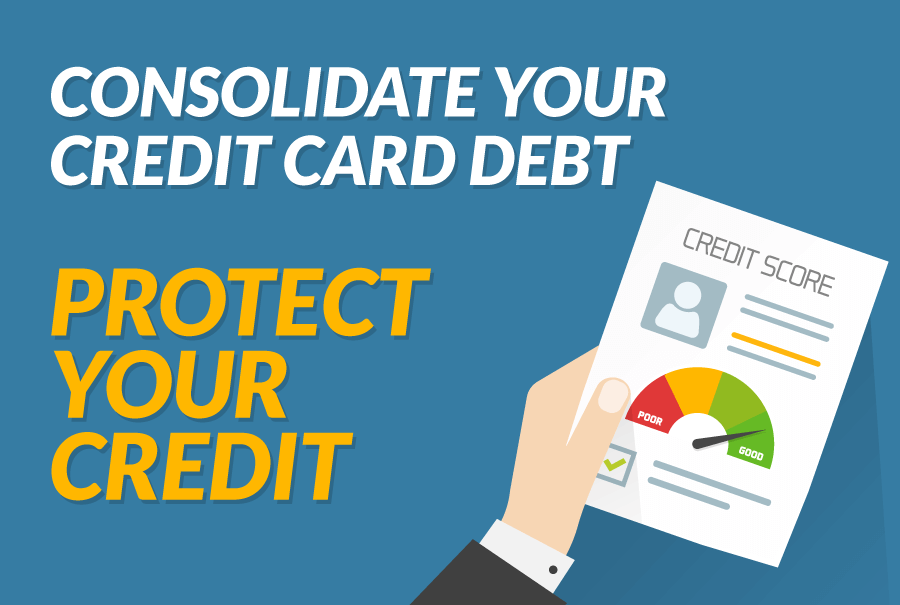 Consolidating Credit Card Debt Without Hurting Your Credit